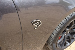 Dodge Charger SRT Hellcat Badge